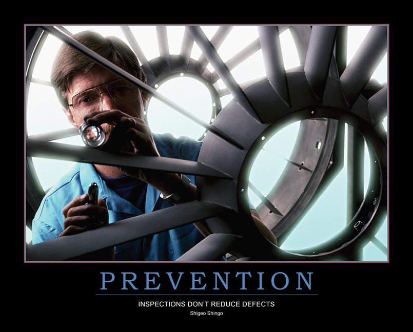 Prevention Poster book cover