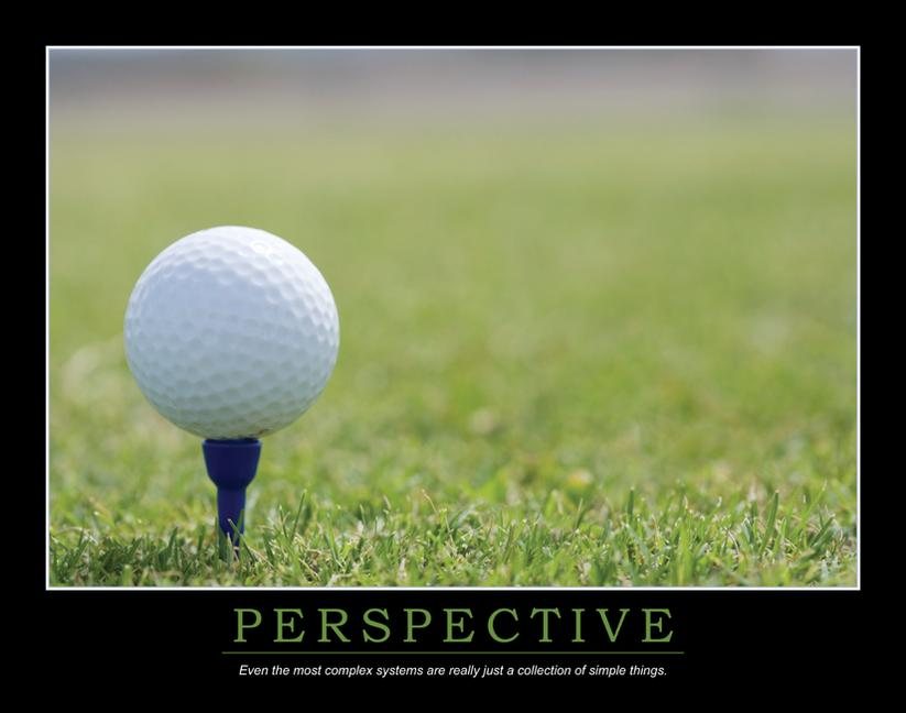 Perspective Poster book cover