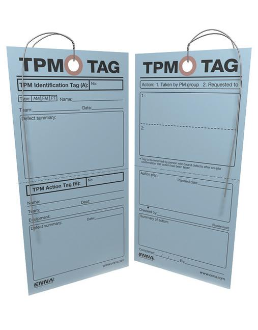 TPM Blue Tags book cover