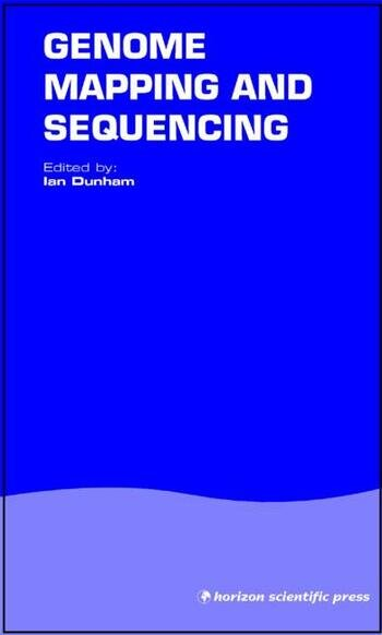 Genome Mapping and Sequencing book cover