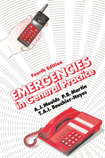 Emergencies in General Practice, Fourth Edition book cover