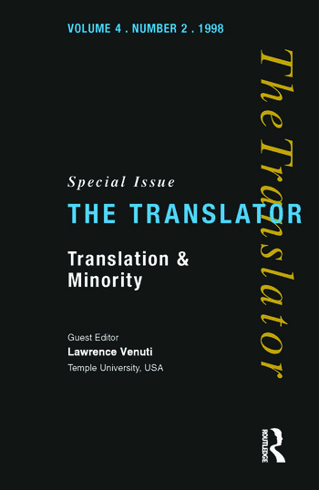 Translation and Minority Special Issue of