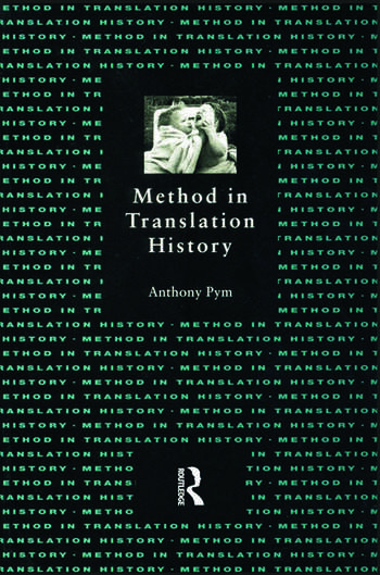 Method in Translation History book cover