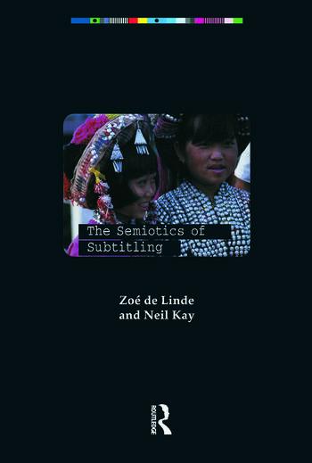 The Semiotics of Subtitling book cover