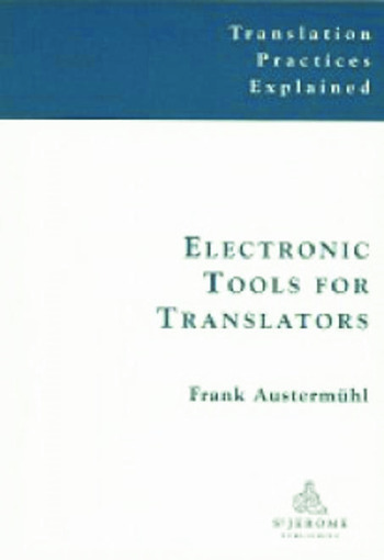 Electronic Tools for Translators book cover