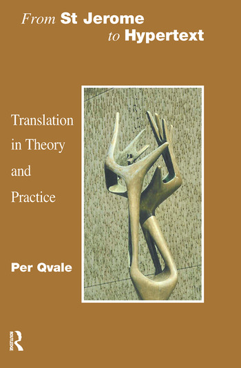 From St Jerome to Hypertext Translation in Theory and Practice book cover