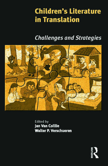 Children's Literature in Translation Challenges and Strategies book cover