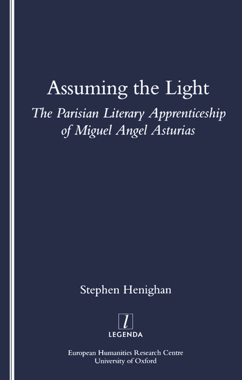 Assuming the Light book cover