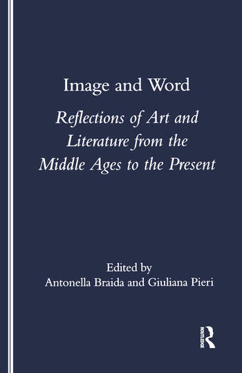 Image and Word Reflections of Art and Literature book cover
