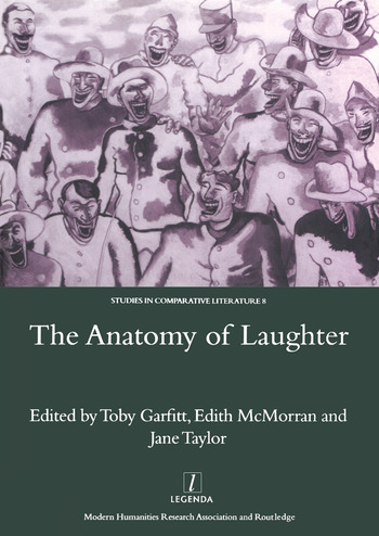 The Anatomy of Laughter book cover