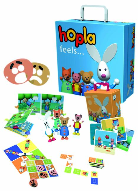 The Hopla Box book cover