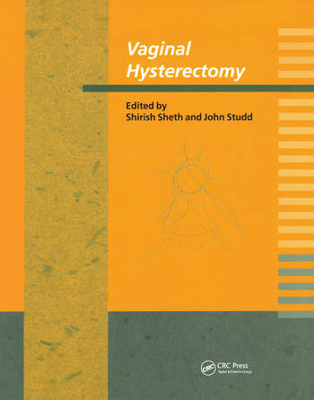 Vaginal Hysterectomy book cover