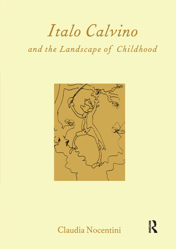 Calvino and the Landscape of Childhood book cover