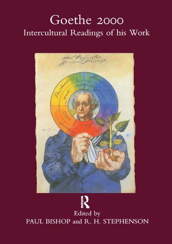 Goethe 2000 Intercultural Readings of His Work book cover
