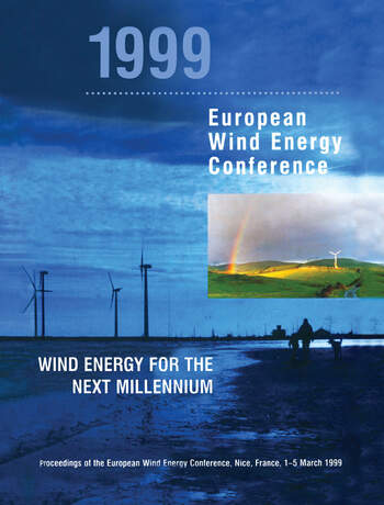 1999 European Wind Energy Conference Wind Energy for the Next Millennium book cover