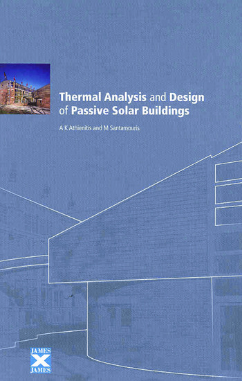 Thermal Analysis and Design of Passive Solar Buildings book cover