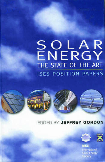 Solar Energy The State of the Art book cover
