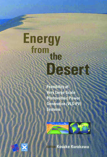 Energy from the Desert Feasability of Very Large Scale Power Generation (VLS-PV) book cover