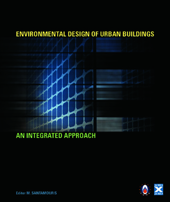 Environmental Design of Urban Buildings An Integrated Approach book cover