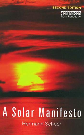 A Solar Manifesto book cover