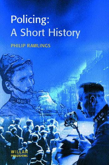 Policing: A short history book cover