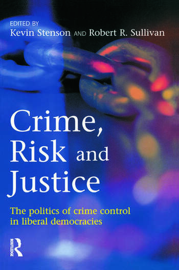 Crime, Risk and Justice book cover