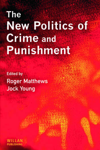 The New Politics of Crime and Punishment book cover