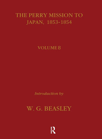 The Perry Mission to Japan 1853-1854 book cover