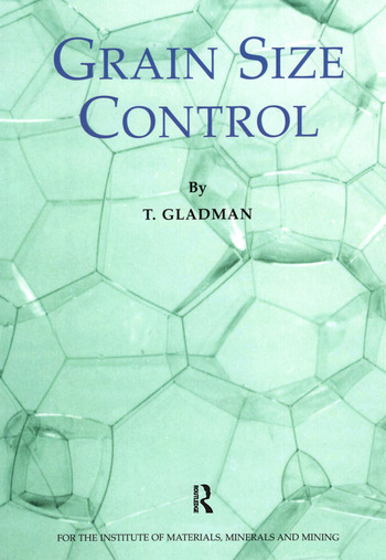 Grain Size Control book cover