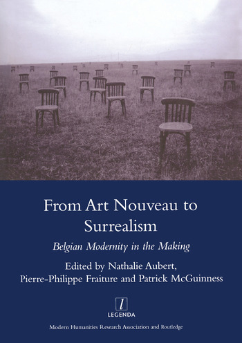 From Art Nouveau to Surrealism European Modernity in the Making book cover