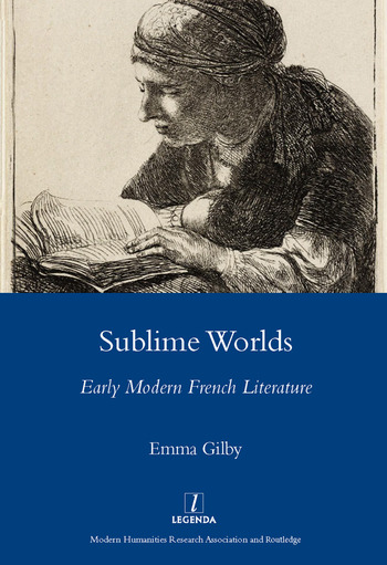 Sublime Worlds Early Modern French Literature book cover