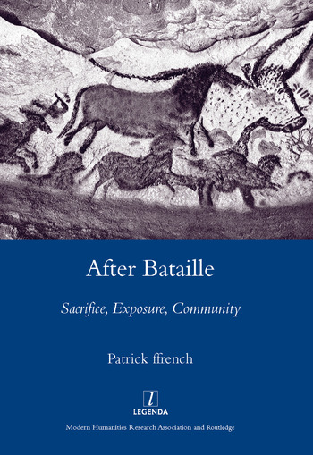 After Bataille Sacrifice, Exposure, Community book cover