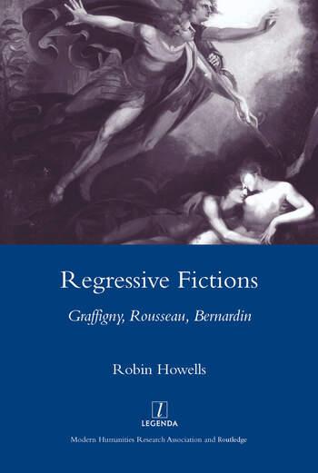 Regressive Fictions book cover