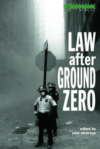 Law after Ground Zero book cover