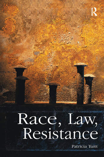 Race, Law, Resistance book cover