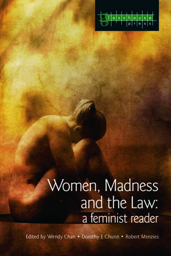 Women, Madness and the Law A Feminist Reader book cover