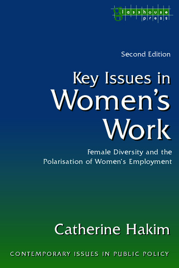 Key Issues in Women's Work Female Diversity and the Polarisation of Women's Employment book cover