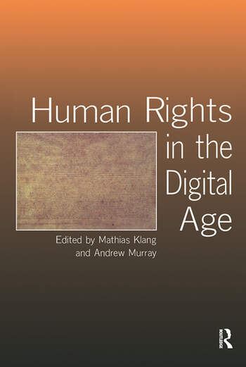 Human Rights in the Digital Age book cover