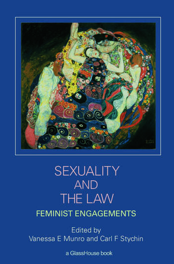 Sexuality and the Law Feminist Engagements book cover