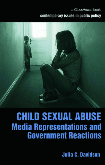 Child Sexual Abuse Media Representations and Government Reactions book cover
