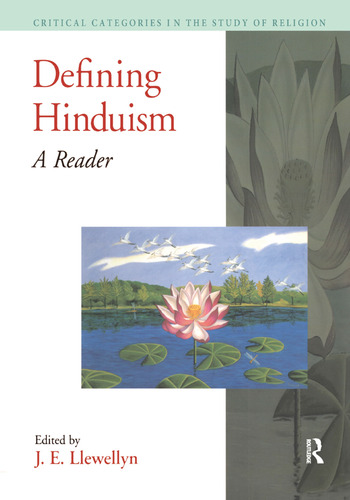 Defining Hinduism A Reader book cover