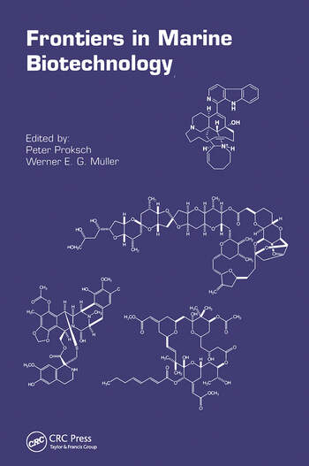 Frontiers in Marine Biotechnology book cover