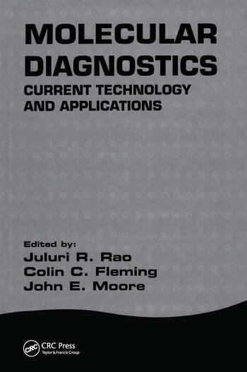 Molecular Diagnostics Current Technology and Applications book cover