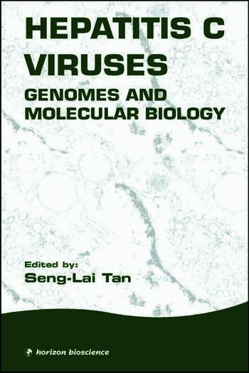 Hepatitis C Viruses Genomes and Molecular Biology book cover
