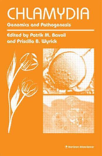 Chlamydia Genomics and Pathogenesis book cover