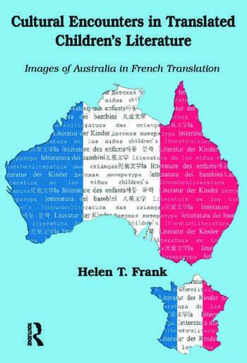 Cultural Encounters in Translated Children's Literature book cover