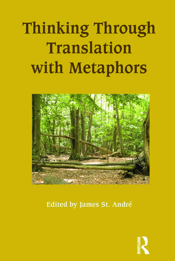 Thinking Through Translation with Metaphors book cover