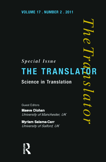 Science in Translation book cover