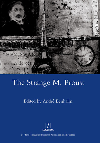 The Strange M. Proust book cover
