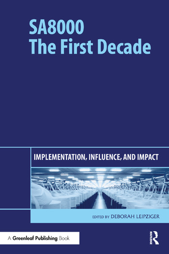 SA8000: The First Decade Implementation, Influence, and Impact book cover